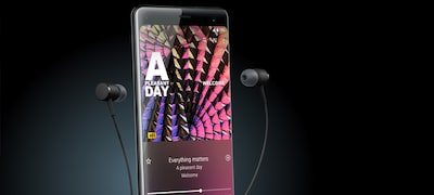 Audio du Xperia XZ3