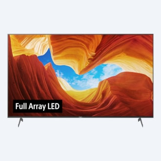Image de XH90 | Full Array LED | 4K Ultra HD | Contraste élevé HDR | Smart TV (Android TV)