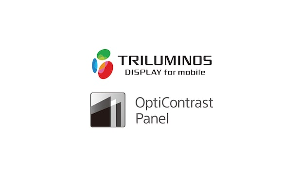 Ecran TRILUMINOS et technologie OptiContrast Panel