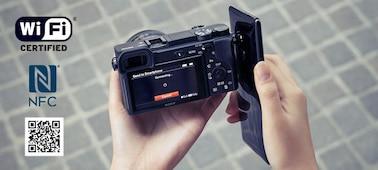 Image de Appareil photo α6400 de type E avec capteur APS-C