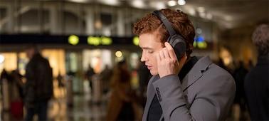 Casque WH-1000XM4 avec assistant vocal
