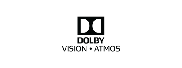 Logo Dolby Vision / Atmos