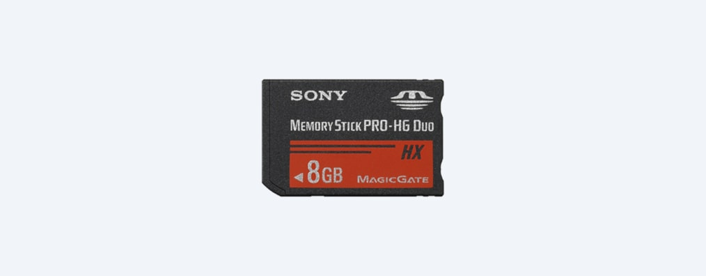 Images de Carte mémoire Memory Stick PRO Duo™