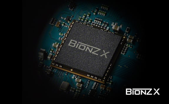 Image of the BionzX image processing engine