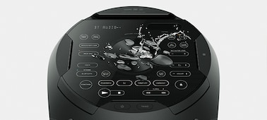 Image de Système audio high-power MHC-V82D avec technologie Bluetooth®