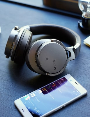 Smartphone contre Walkman®