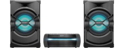 Images de Système audio high-power avec DVD