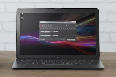 Image de l'application «Enregistreur Hi-Res Audio»