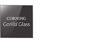 Logo Corning® Gorilla® Glass