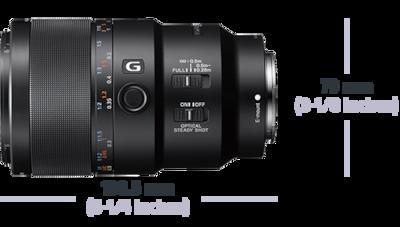 Image de OSS G Macro FE 90 mm F2.8