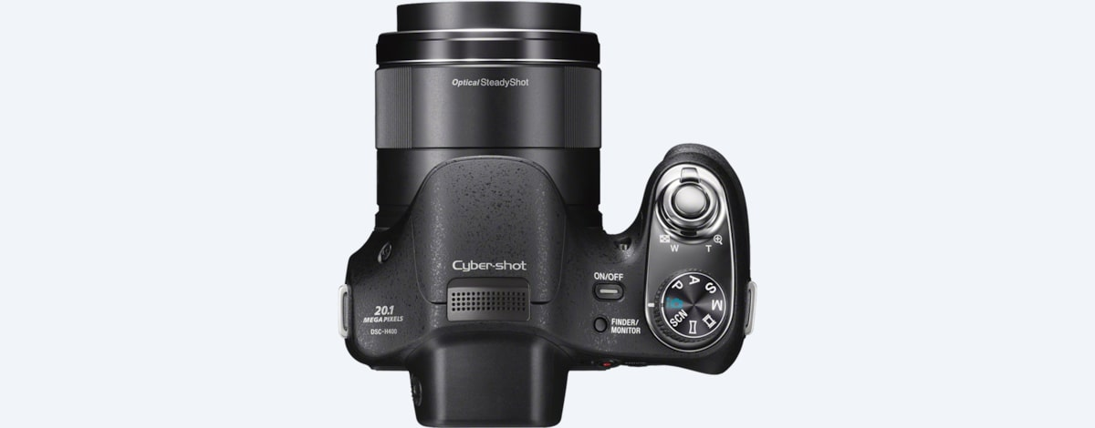 Appareil Photo Compact Avec Zoom Puissant 63x Dsc H400