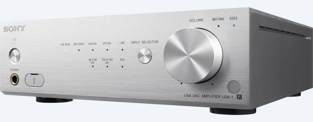 Images de Amplificateur stéréo DAC USB Hi-Res Audio