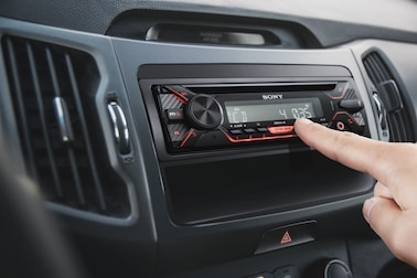 Image de Autoradio CD avec port USB