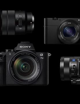 Sony I Chaîne appareils photo