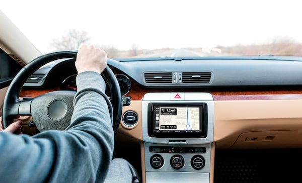 Naviguer avec Apple CarPlay