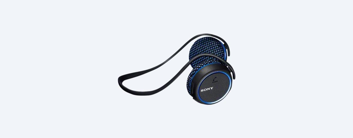 casque sportif bluetooth sony sans fil