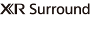 Logo son Surround XR