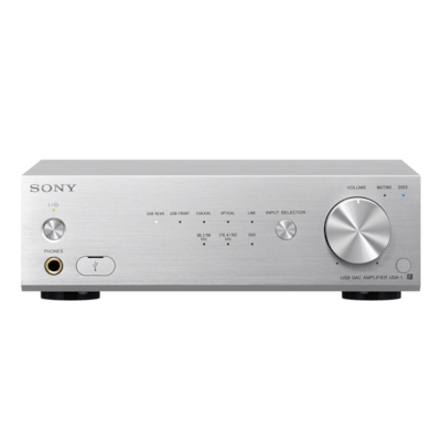 Image de Amplificateur stéréo DAC USB Hi-Res Audio