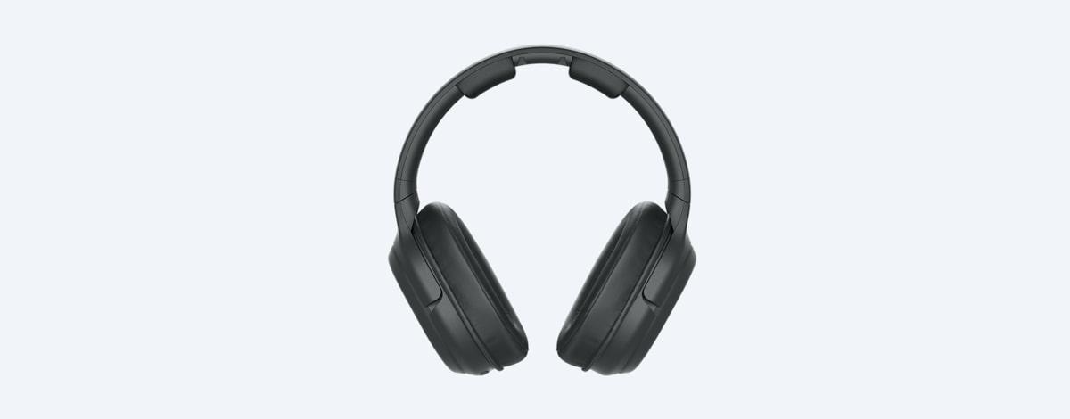 Casque Sans Fil Wh L600 Avec Son Surround Numérique Wh L600 Sony Fr