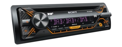 Images de Autoradio CD avec radio DAB