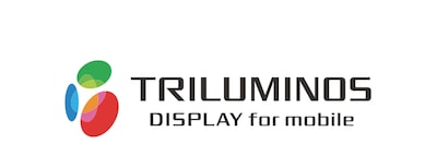 Logo de la technologie TRILUMINOS™ Display for mobile