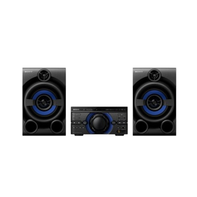Image de Système audio high-power M20D avec DVD