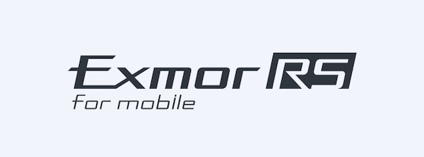 Exmor RS pour mobile