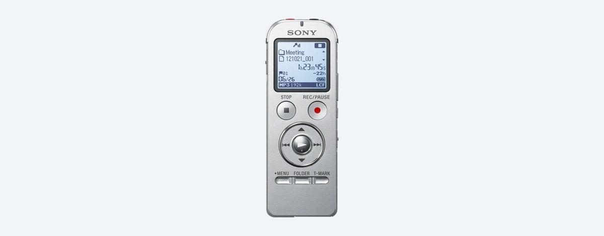 Série ICD UX530   Enregistreurs vocaux   Sony FR