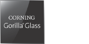 Logo du verre Corning Gorilla Glass