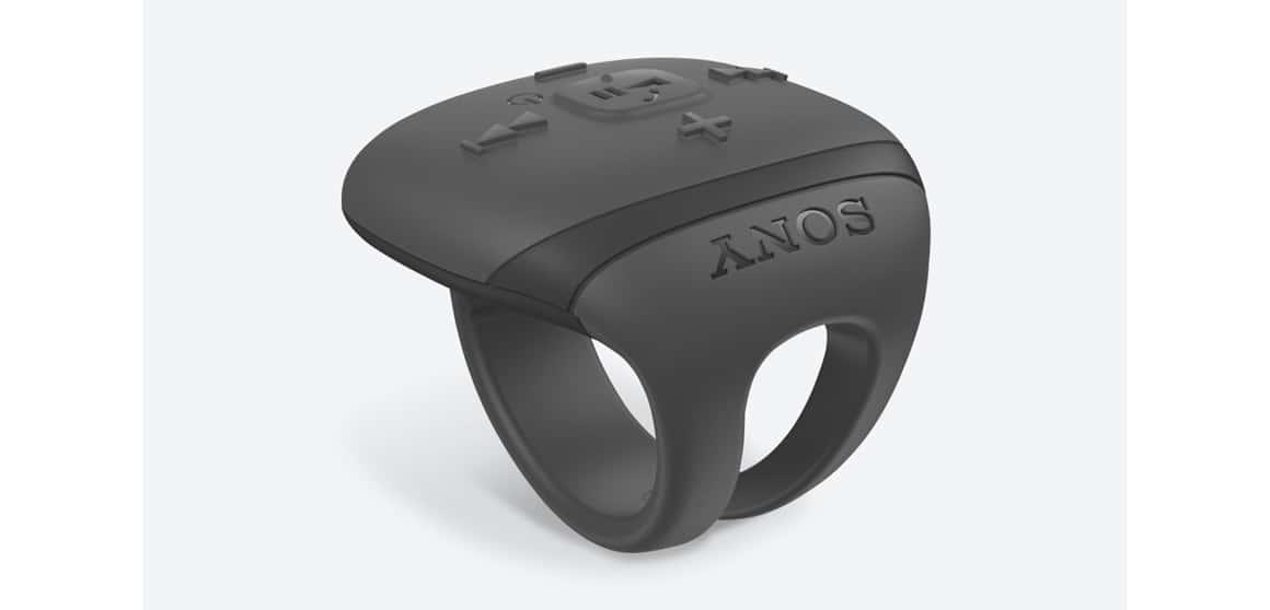 Lecteur MP3 bluetooth étanche pour le sport | NWZ WS610