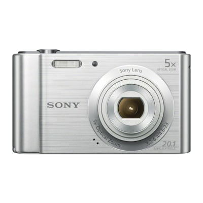 Image de Appareil photo compact grand angle macro DSC-W800