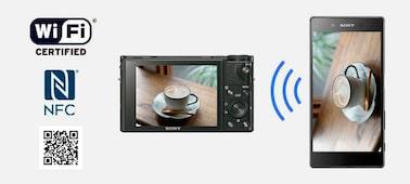 Image de RX100 VI - large plage focale et mise au point automatique ultra-rapide